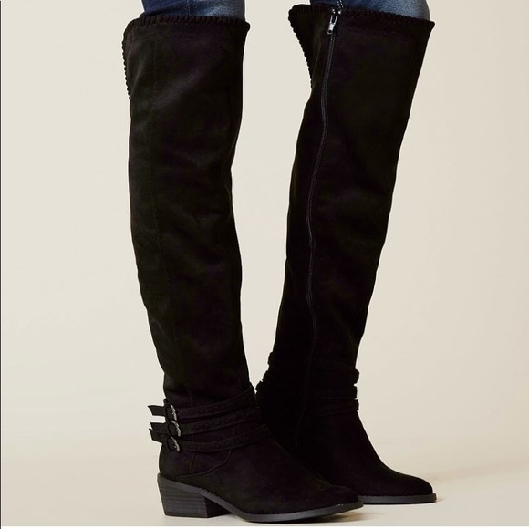 Not Rated Shoes - Buckle | Not Rated Over the Knee Boots
